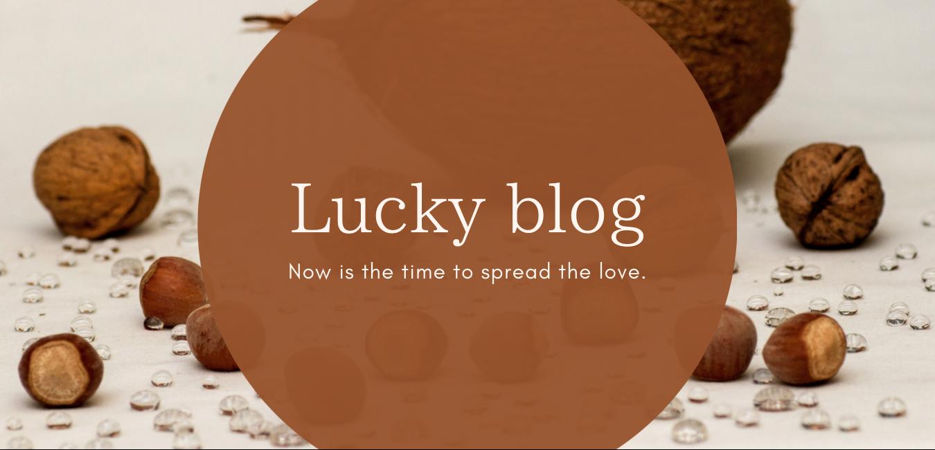 Lucky blog
